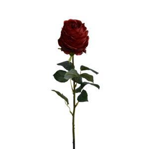 Vara de flor roja