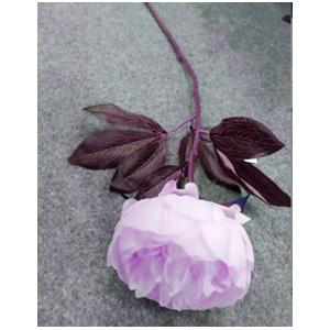 Vara con flor Penoy morada