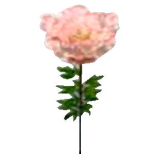 Vara de Hortensia rosa gigante  de 45x128cm