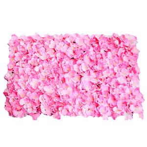 Tapete de flores rosas de 60x40cm