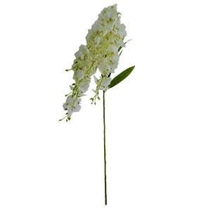 Vara de Orquídea mini blanca