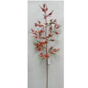 Vara de hojas de berries de 102cm