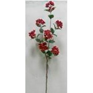 Vara con berries rojos de 120cm