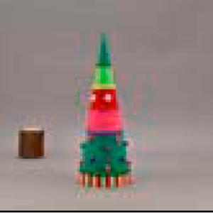 Cono de colores de 30 cm