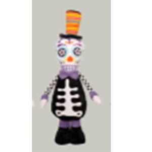 Esqueleto con traje