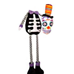 Esqueleto con cabeza