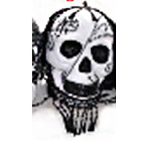 Cabeza de esqueleto