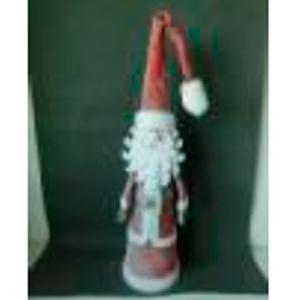 Santa con traje rojo de 100cm
