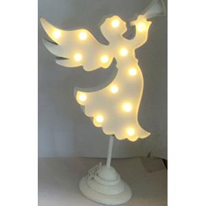 Angel blanco de lámi