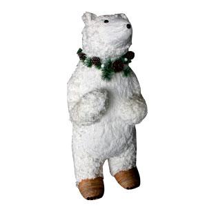 Oso polar de 47x40x112cm
