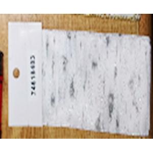 Rollo de liston de 6cm blanco con gris de 9m