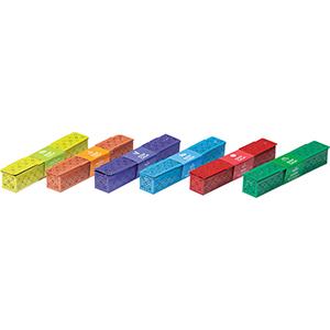 Caja de metal con 10 varas de incienso en diferentes aromas