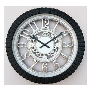 Reloj de pared diseño rueda de Moto de 31cm