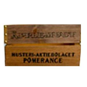 Maceta de madera rectangular diseño Caja de 46x32x25cm