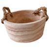 Bowl de madera con a