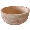 Bowl de madera de 48