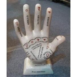 Mano de Quirologia de 29 cm
