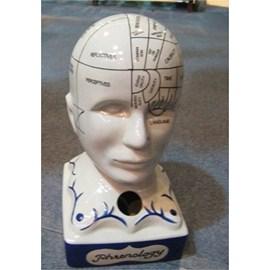 Busto de fenología de cerámica 13