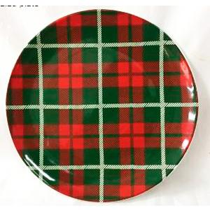 Plato diseño Escoces