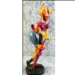 Figura de Payasita de 12x10x30cm