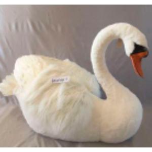Cisne blanco de 122x51x73cm