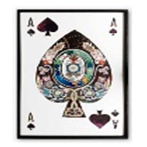 Cuadro diseño Carta As de 100x145x3.8cm