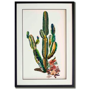 Cuadro diseño Cactus de 60x80x3cm