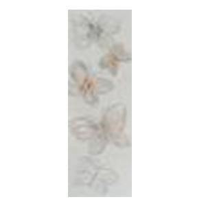 Cuadro diseño Mariposas en tonos cobre de 60x120x3cm