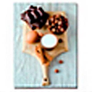 Cuadro diseño tabla con Chocolates de 30x40x1.5cm