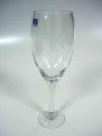 Copa de vidrio de vino decorativa de 80x20cm