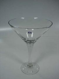 Copa de vidrio tipo martinera 50 X 28 cm