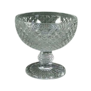 Copa para Helado de cristal de 11.5x8x11cm