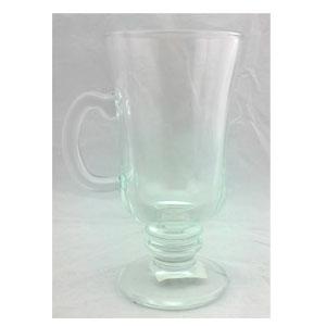 Taza de vidrio p/capuccino de 7.5x7x14.5cm