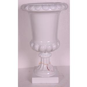 Florero diseño copa de 46.5x46.5x63.5cm