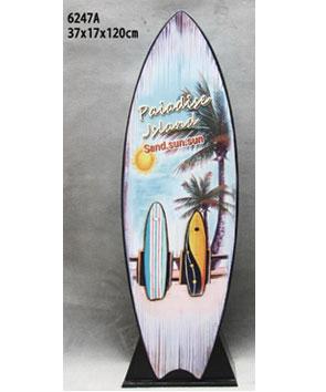 Gabinete diseño Tabla de Surf de 37x17x120cm