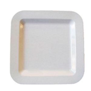 Plato de melamina cuadrado 33 x 33