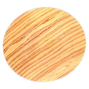 Plato de presentación diseño madera natural de 33x33x2cm
