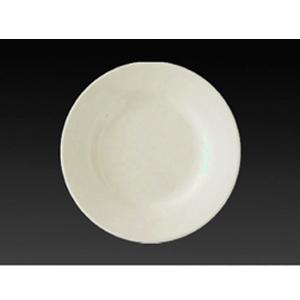 Plato redondo de melamina 25x2cm