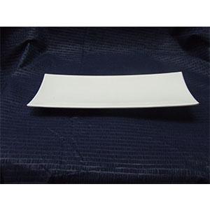 Plato de melamina de 26x11x2.5cm