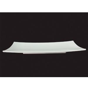 Plato de melamina de 36x13.5x3cm