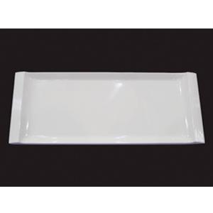 Charola de melamina de 41x15.5x3cm