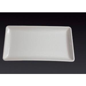 Plato de melamina de 25x13.5x2cm