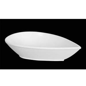 Platon oval de melamina de 20x12.5x4cm