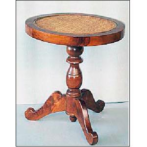 Mesa estilo Venezia de Teka c/rattan