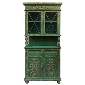 Gabinete de madera v