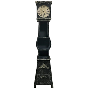 Reloj de piso con en