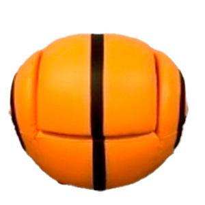 Sillón infantil diseño Balón de Básquet Ball de 51.5x47x43cm