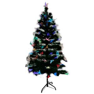 Arbol de Navidad iluminado de 1.50m