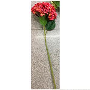 Vara de Hortencias rojas