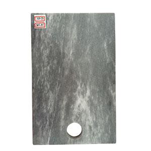 Tabla para picar de Marmol gris de 28x18x1.5cm